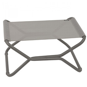 Lafuma Mobilier Next - Siège camping - Batyline gris